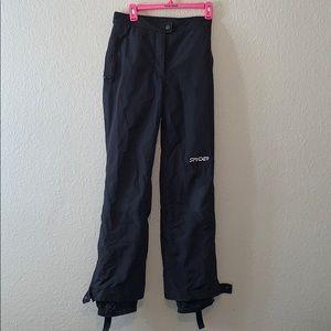 Spyder Snow Pants Size 6